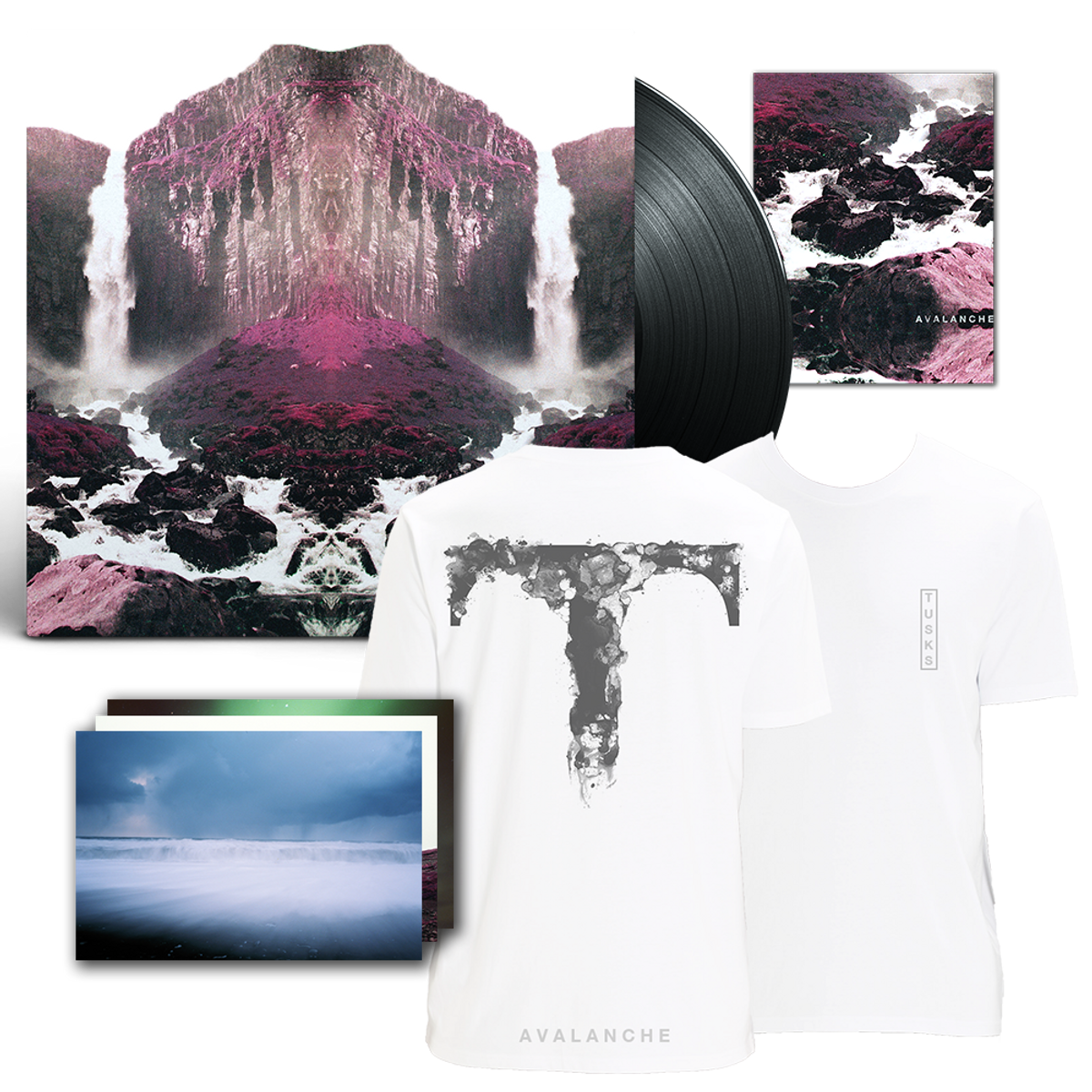Avalanche Deluxe Bundle - Tusks