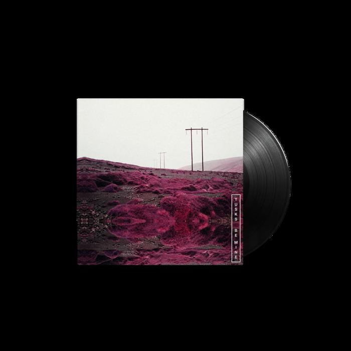 "Be Mine / Peachy Keen [Ltd Edition 7"" Vinyl] - Tusks"