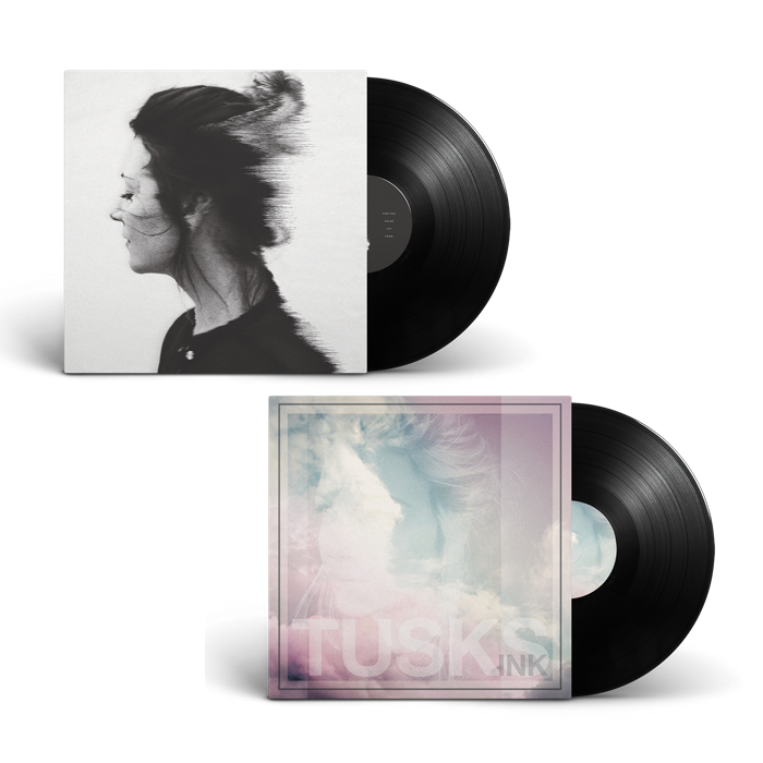 "EP Vinyl Bundle [False EP 12"" Vinyl + Ink EP 12"" Vinyl] - Tusks"