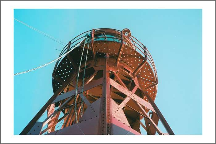 Signed Photo Print #4 : Lightship Studios by Tusks - Tusks