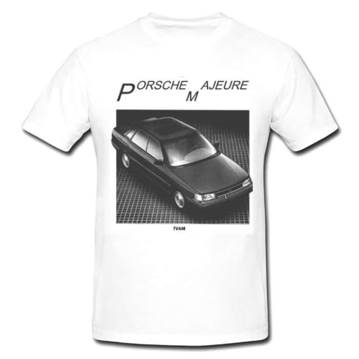 Porsche Majeure T-Shirt - TVAM