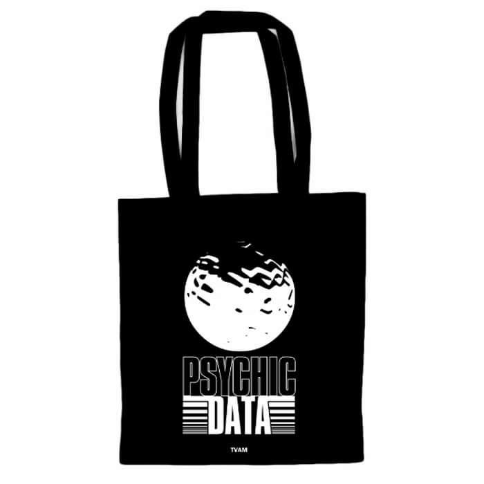 Psychic Data Logo Tote Bag - TVAM