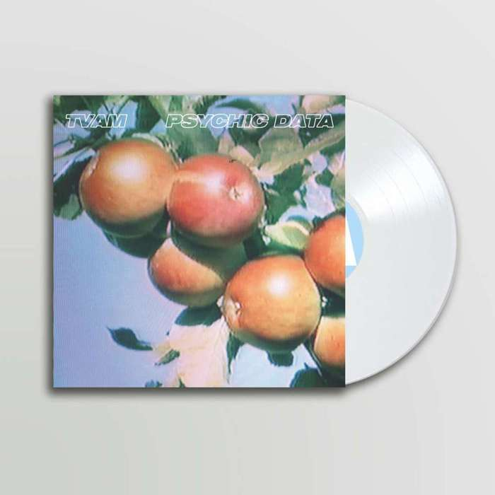 Psychic Data LP - Webshop Exclusive Limited Edition 180gm White Vinyl (w/ instant Download) - TVAM