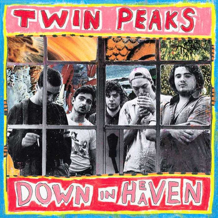Down In Heaven CD - Twin Peaks