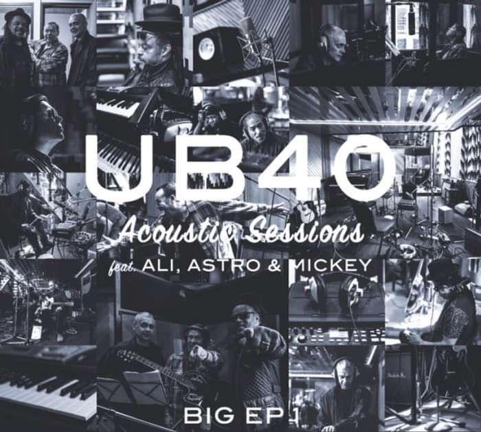 Acoustic Sessions Big EP 1 - CD - UB40