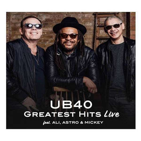 Greatest Hits Live CD (Online Exclusive) - UB40