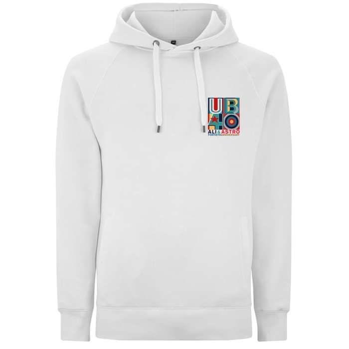 Logo White Hood - UB40