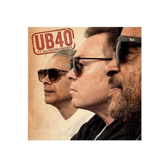 Official 2016 Tour Book - UB40