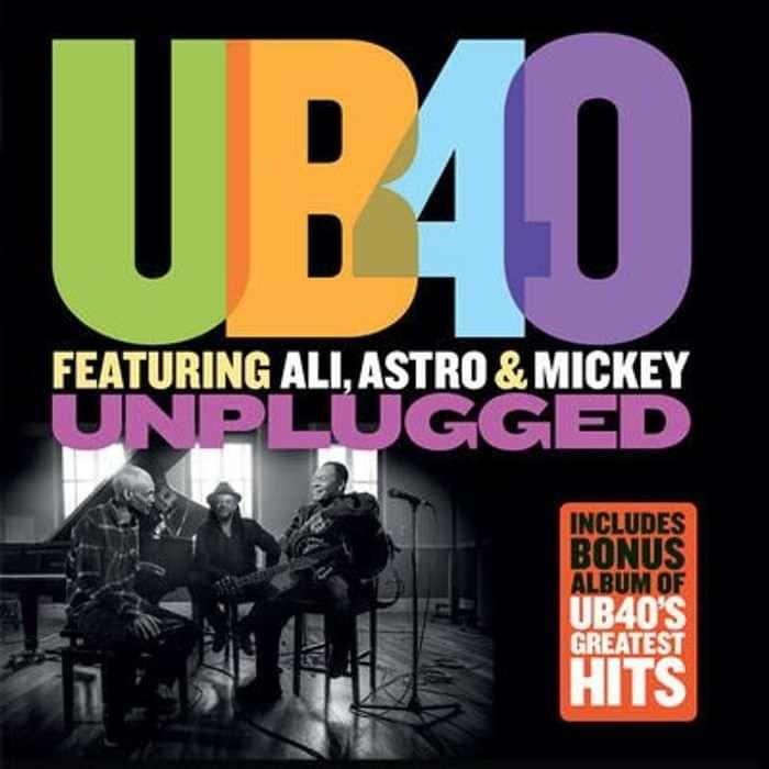 Unplugged CD - UB40