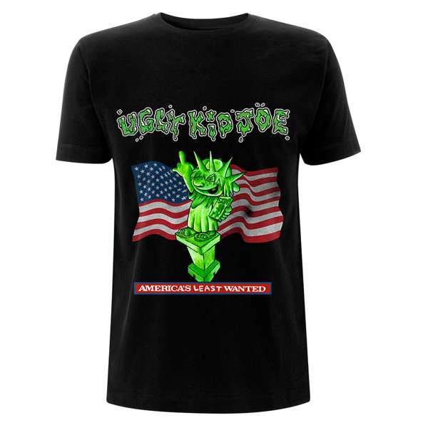 ALW Tour – Tee - Ugly Kid Joe