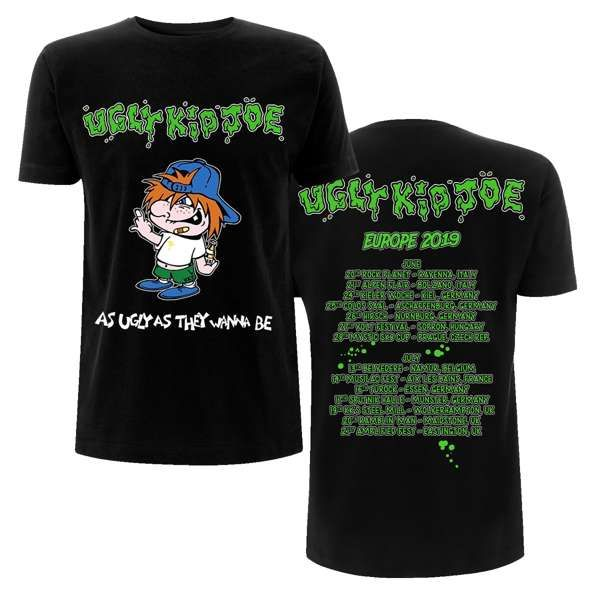 As Ugly Tour 2019 – Tee - Ugly Kid Joe