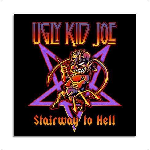 Stairway to Hell CD - Ugly Kid Joe