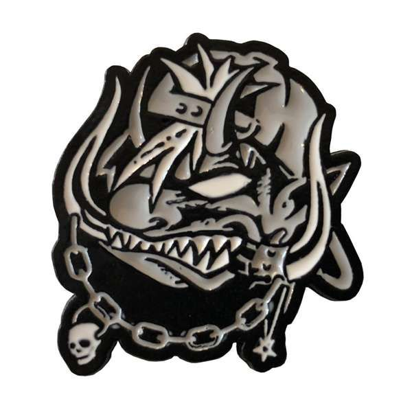 Warkid – Enamel Badge - Ugly Kid Joe