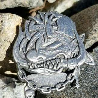 Warkid – Pewter Badge - Ugly Kid Joe
