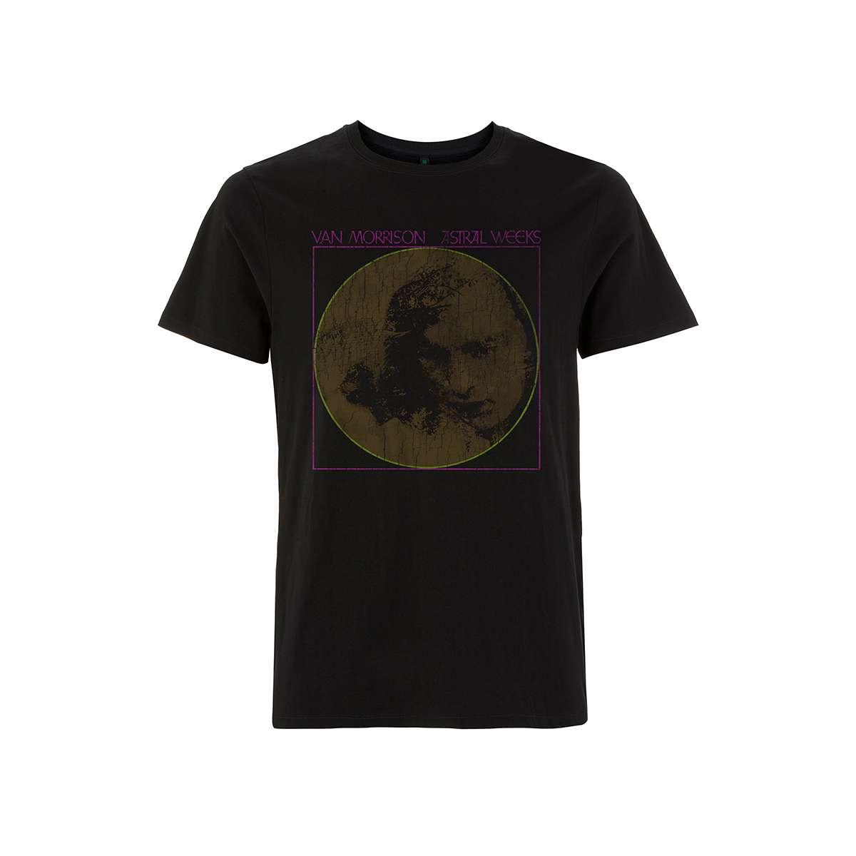 Astral Weeks 50th – Black Tee - Van Morrison US