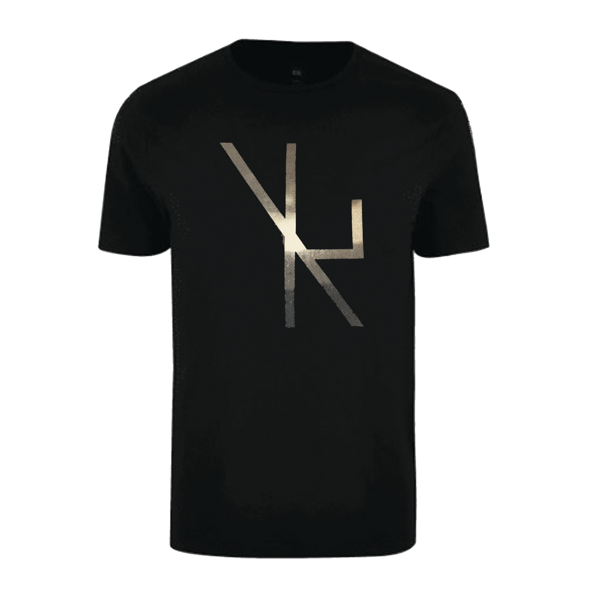 VR Logo Black T-Shirt - VEX RED SHOP