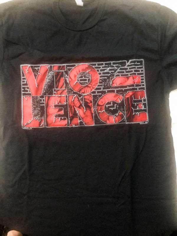 Over The Edge T-Shirt - Vio-lence