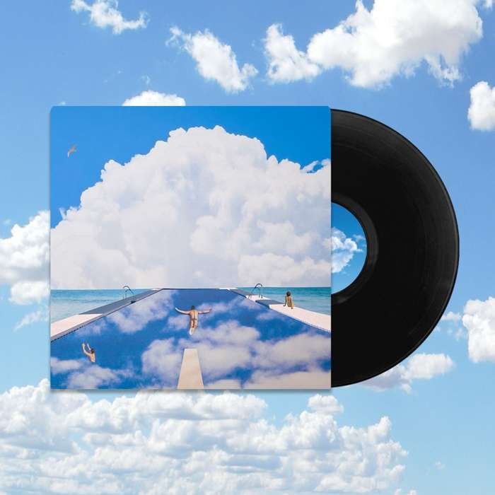 Everything Changes In The End - Black Vinyl - Vistas BELIEVE