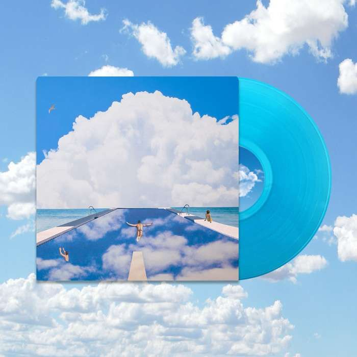 Everything Changes In The End - Coloured Blue Vinyl - Vistas BELIEVE