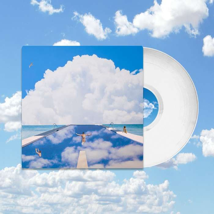 Everything Changes In The End - Coloured White Vinyl - Vistas BELIEVE