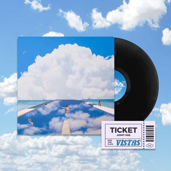 album + ticket bundle - Vistas