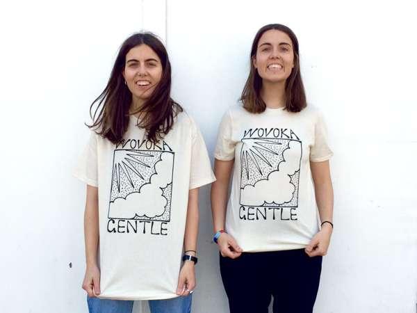Wovoka Gentle T Shirt - Voka Gentle