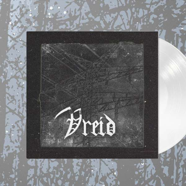 Vreid - 'Kraft' White Vinyl - Vreid