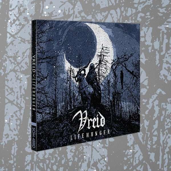Vreid - 'Lifehunger' Digipak CD - Vreid