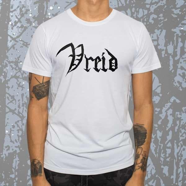 Vreid - 'Lifehunger' White T-Shirt - Vreid