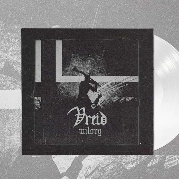Vreid - 'Milorg' White Vinyl - Vreid