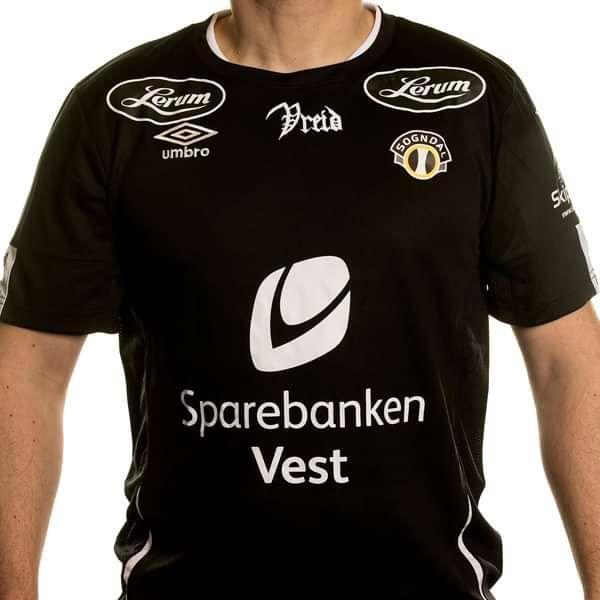 Vreid - Official Sogndal Vreid 2021 Away Football Shirt - Vreid