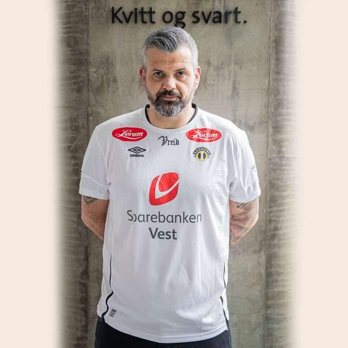 Vreid - Official Sogndal Vreid 2021 Football Shirt - Vreid