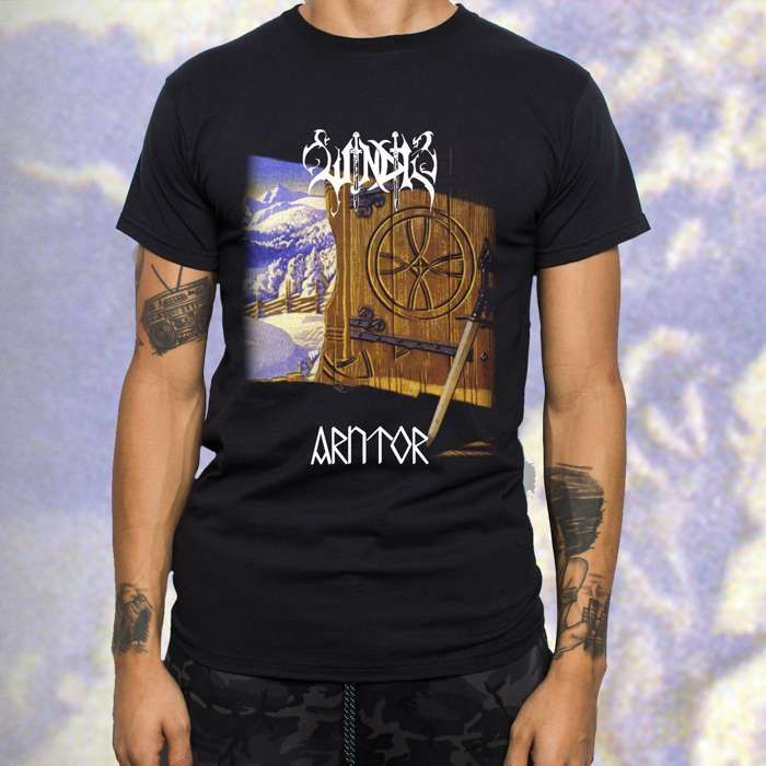 Windir - 'Arntor' T-Shirt - Vreid
