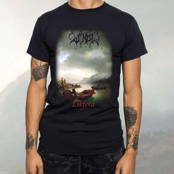 Windir - 'Iikferd' T-Shirt - Vreid