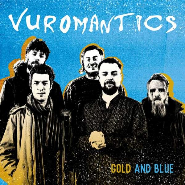 Gold And Blue - Vuromantics (Free Download) - Vuromantics