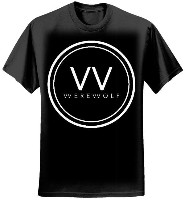 VV Tee (Black) - vverevvolf