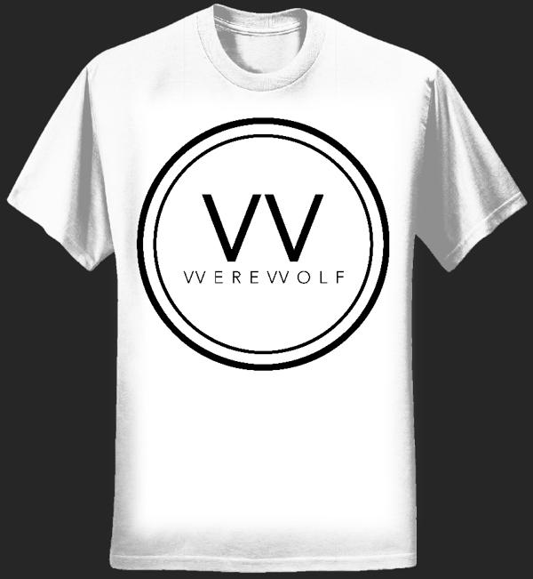 VV Tee (White) - vverevvolf
