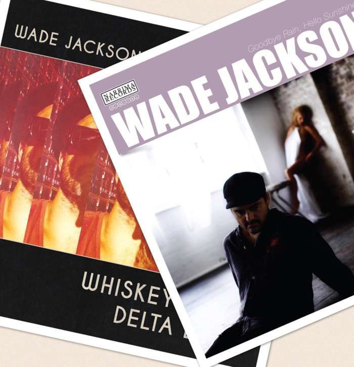 W.A.D.E and Goodbye Rain, Hello Sunshine DIGITAL - Wade Jackson