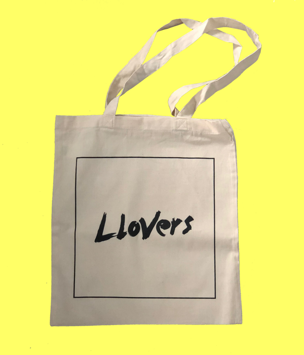 Llovers Tote Bag - Llovers