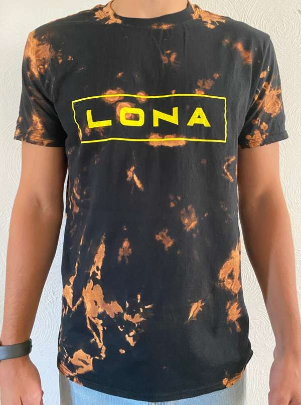 LONA Logo Tee Bleach (Limited Edition) - Lona