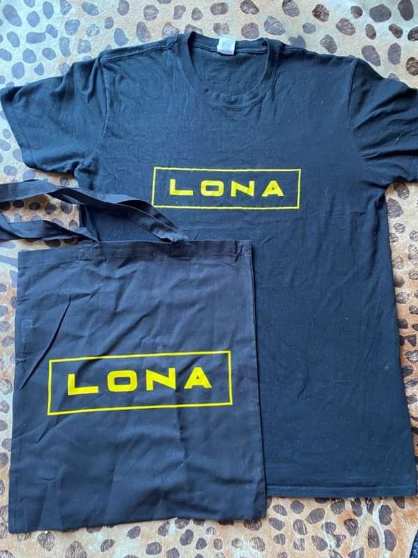 Tee and Tote Bundle - Lona