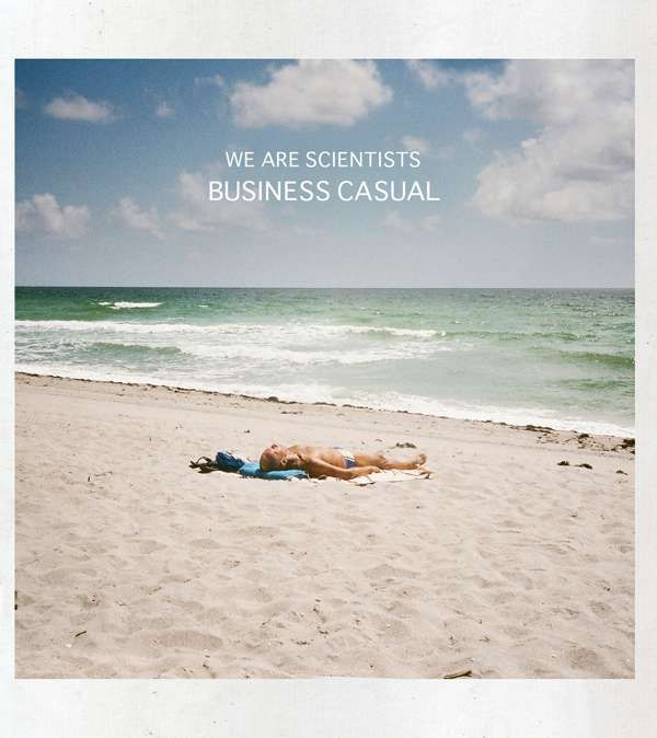 Business Casual vinyl - We Are Scientists