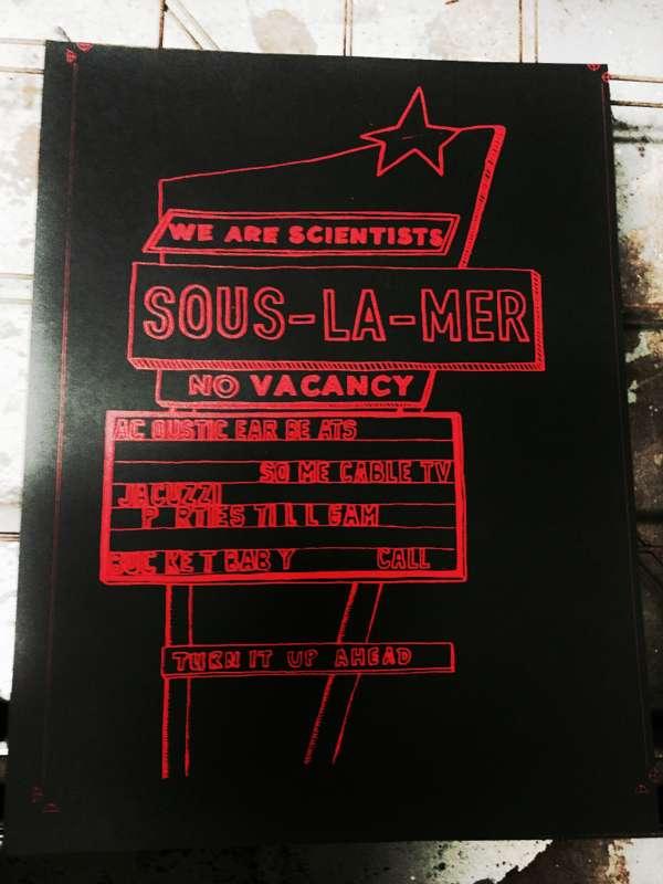 The SOUS-LA-MER bundle (save $15) - We Are Scientists