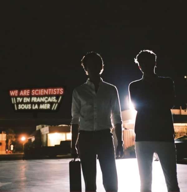 """""""TV en Français, Sous la Mer"""" download (.flac & .mp3 format) - We Are Scientists"""
