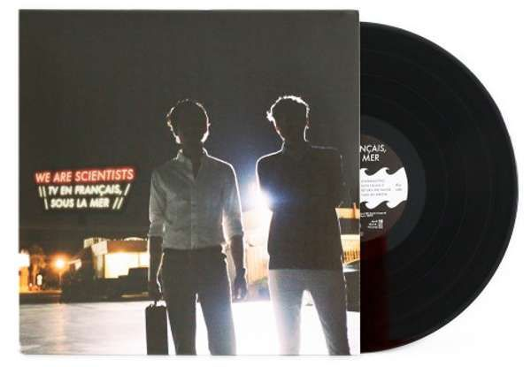 """TV en Français, Sous la Mer"" vinyl - We Are Scientists"
