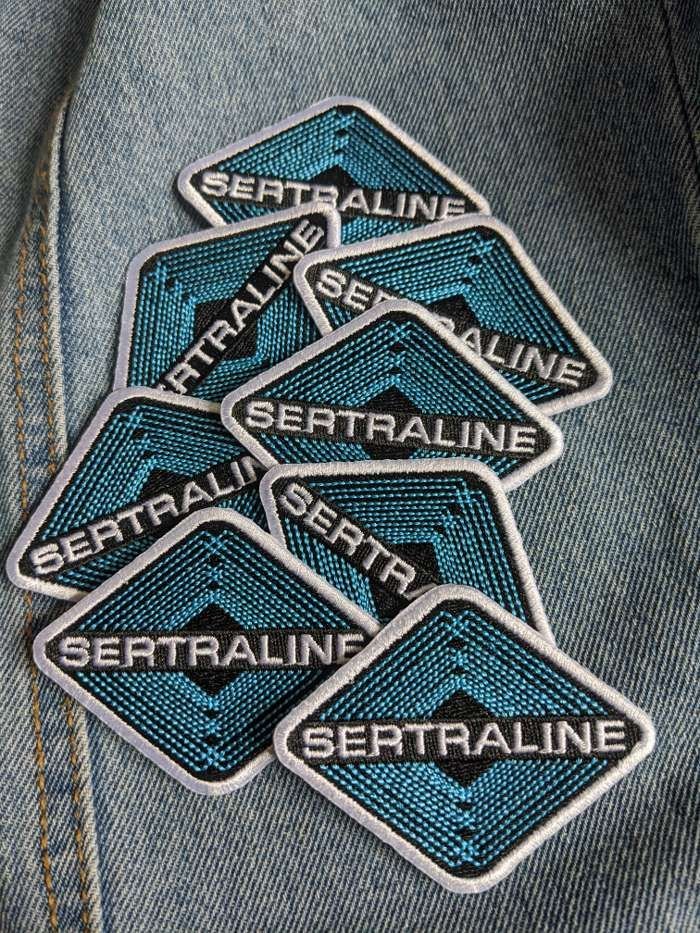 Logo Patch - Sertraline