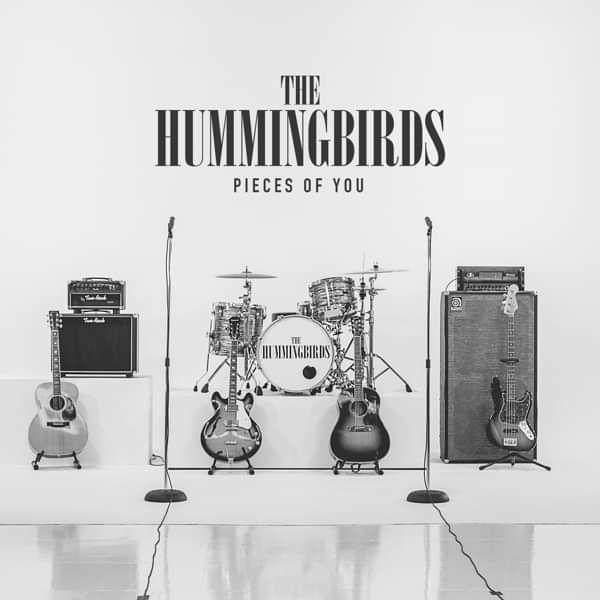 Pieces of You (CD album) - The Hummingbirds