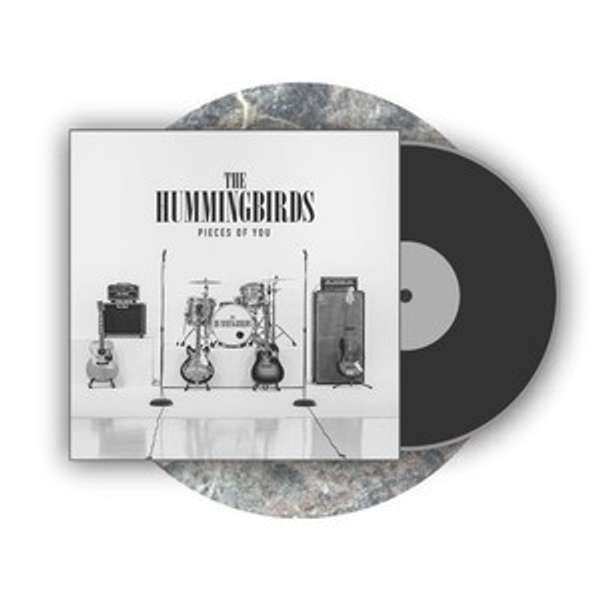 """Pieces of You (Signed 12"""" Vinyl) - The Hummingbirds"""