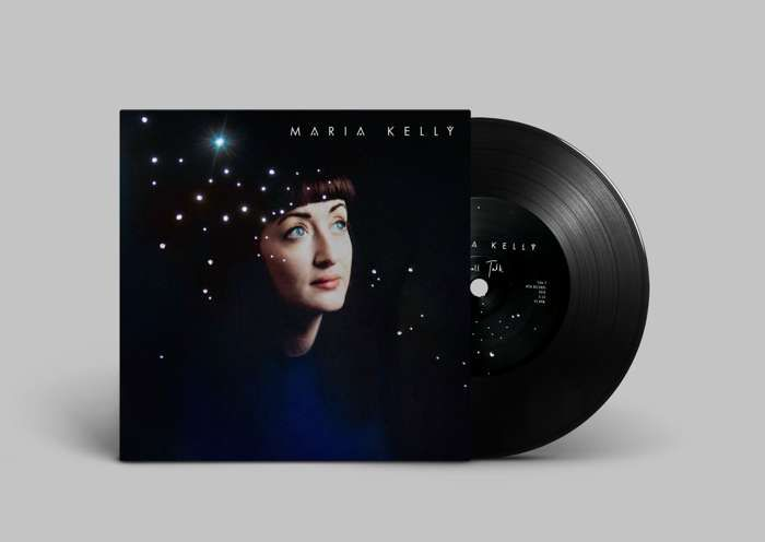 Maria Kelly AA-side: Small Talk // Dark Places - VETA