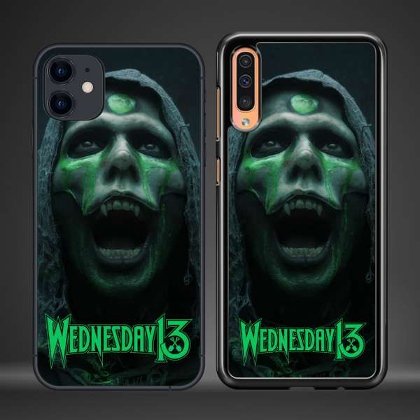 Wednesday 13 - 'Face' Mobile Phone Case - Wednesday13 US